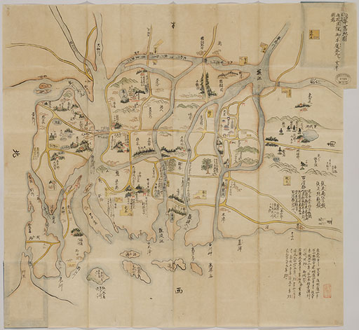 浪華 旧地 図 no 26 浪華 旧地 図 ...